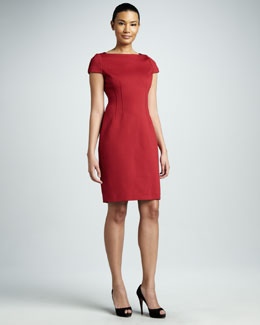 Elie Tahari Davis Sheath Dress