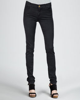 Current/Elliott The Legging, Matte Black
