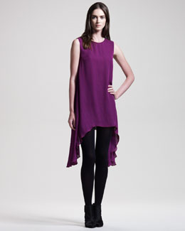 Kelly Wearstler Zappa Silk Dress