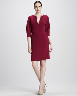 Rachel Roy Basic Ponte Dress