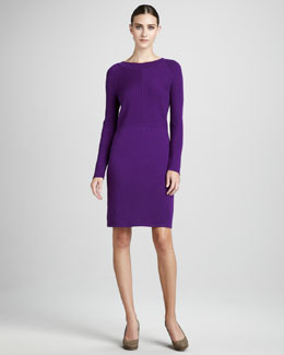 Adrienne Vittadini Wool Dress, Women's