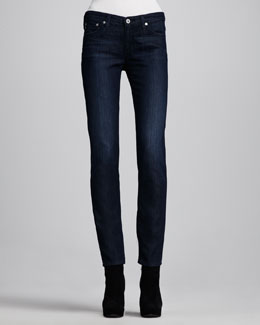 AG Adriano Goldschmied Stilt Willow Skinny Cigarette Jeans