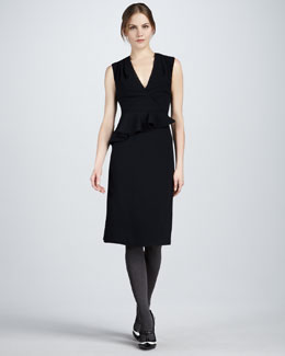 Tory Burch Brooklyn Jersey Dress