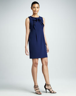 Elie Tahari Ilanna Ruffle Dress