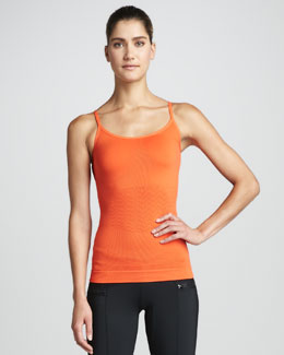 adidas by Stella McCartney Ribbed Seamless Tank