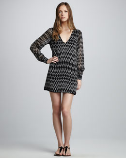 RB by Rory Beca Printed Shift Dress