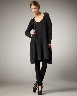 DKNY Oversized Wool Dress