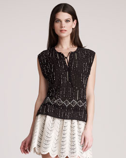 Gryphon New York Glitz Top