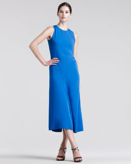 Reed Krakoff Matte Viscose Dress