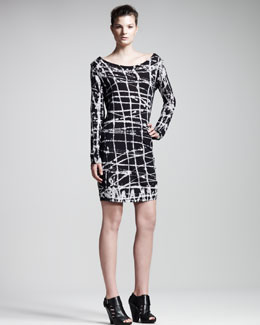 Kelly Wearstler Alvarado Printed Dress