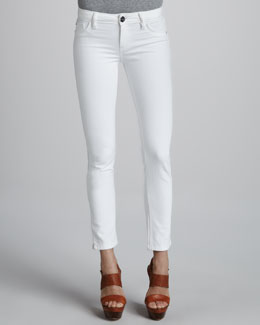 DL 1961 Premium Denim Angel Milk Skinny Jeans