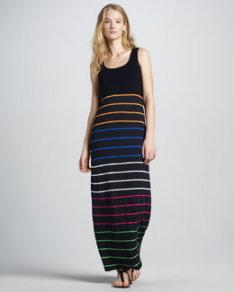 Bailey 44 Endurance Striped Maxi Dress