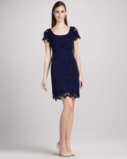 Lilly Pulitzer Marta Lace Sheath Dress