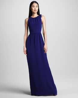 Raoul Bita Bow Maxi Dress