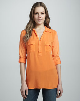 Splendid Double-Pocket Tunic