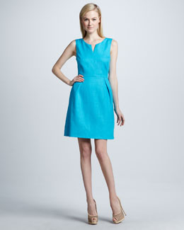 kate spade new york cleo open-back dress