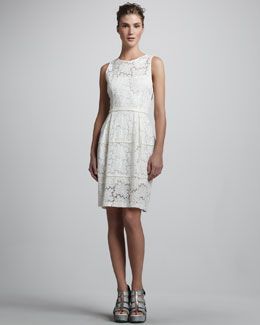 Nanette Lepore Sierra Madre Lace Dress