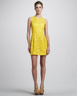 Nanette Lepore Treasure Lace Dress