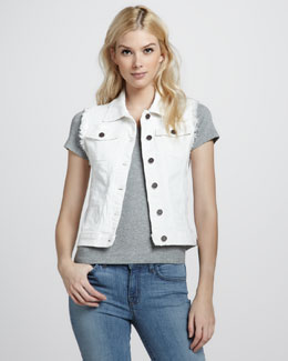 Sinclair Andi Denim Vest