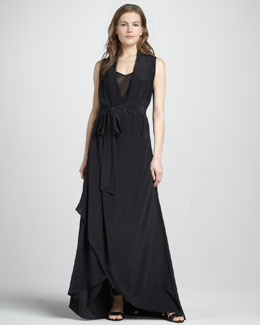 Rachel Zoe Celine High-Low Gown