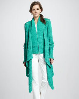 Rachel Zoe High Low Cardigan