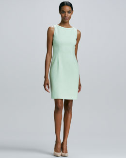 Elie Tahari Holly Sheath Dress