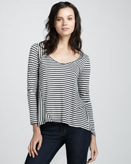 Aiko Haven Andie Long-Sleeve Top