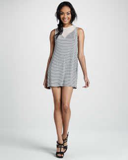 Aiko Haven Odiele Illusion Dress
