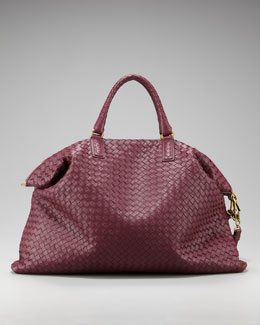 Bottega Veneta Large Veneta Hobo