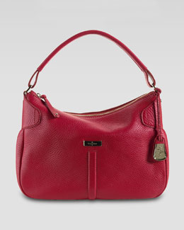 Cole Haan Rounded Hobo Bag, Small