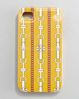 Tory Burch T-Belt Hard iPhone 4 Case