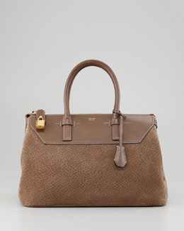 Tom Ford Peccary Medium Petra Bag