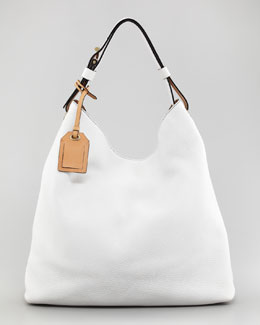 Reed Krakoff Standard Hobo Bag, Optic White