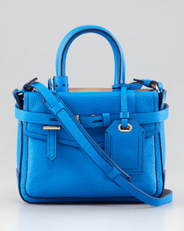 Reed Krakoff Boxer Micro Tote Bag, Royal