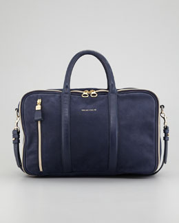 See by Chloe Harriet 24-Hour Bag, Midnight