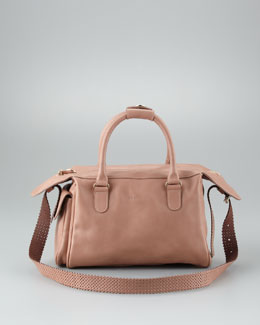 See by Chloe Maani Small Double-Function Satchel Bag
