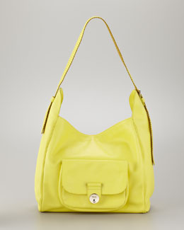 See by Chloe Maani Hobo Bag, Canary