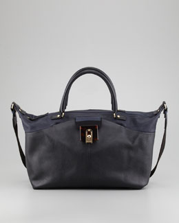 Lanvin For Me Large Tote Bag, Midnight