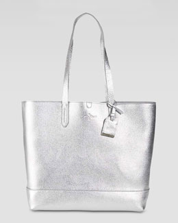 Cole Haan Haven Tote Bag, Silver