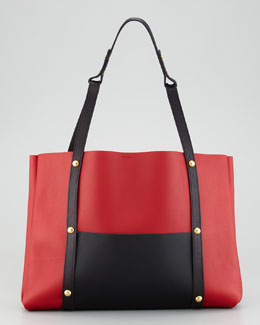 Marni East-West Tie Tote Bag