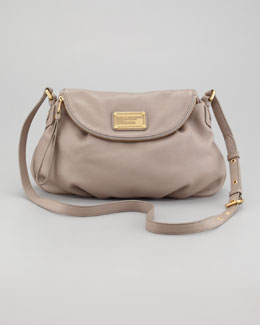 MARC by Marc Jacobs Classic Q Natasha Crossbody Bag, Gray