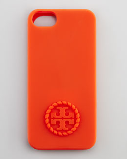 Tory Burch City Silicone iPhone 5 Case