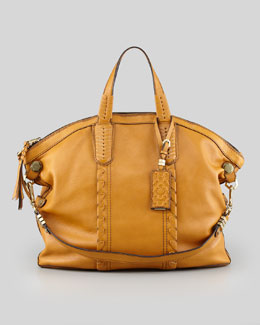 Oryany Cassie Convertible Tote Bag, Sunset Gold