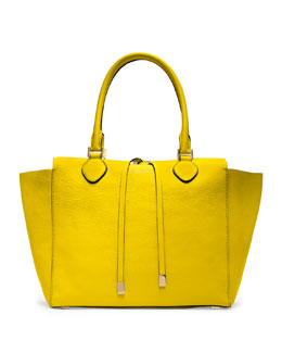 Michael Kors  Large Miranda Pebbled Tote