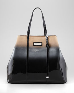 Jimmy Choo Sasha Large Degrade Tote Bag