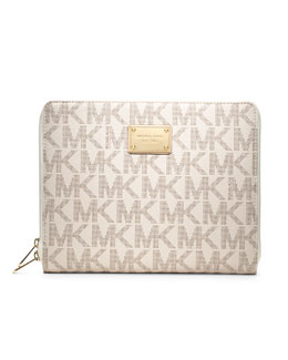 MICHAEL Michael Kors  Signature PVC iPad Case