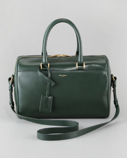 Saint Laurent Small Duffel Saint Laurent Bag, Teal