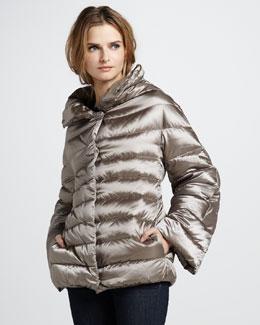 Moncler Chevrotine Puffer Jacket