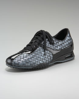 Cole Haan Bria Woven Air Oxford