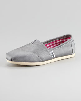 TOMS Rowan Grosgrain Slip-On Shoe